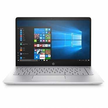 HP Pavilion 14-BF125TX Laptop - Silver