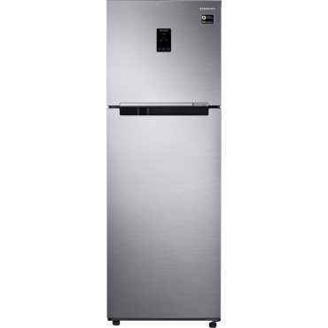 Samsung RT37M5538S9 345L Double Door Refrigerator Refined Inox