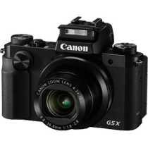 Canon PowerShot G5X Point Shoot Camera