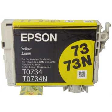 Epson 73N T0734 Yellow Ink Cartridge