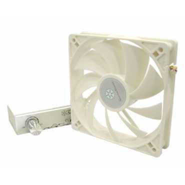 Silverstone FM121 CPU Cabinet Fan - White