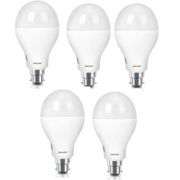 Philips 20W Standard B22 LED Bulb White Pack Of 5
