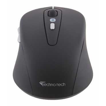 Technotech (TT-G03) Wireless Mouse - Black