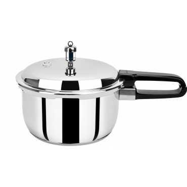 Pristine Spc3 Stainless Steel 3 L Pressure Cooker - Steel