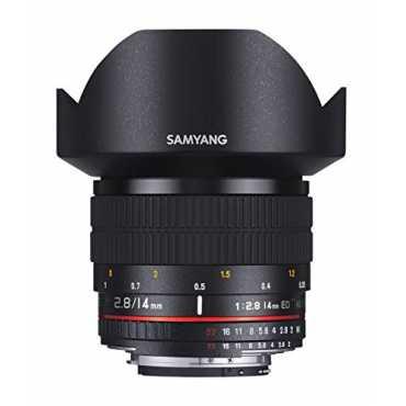 Samyang F2.8 14mm ED AS IF UMC Lens (For Sony E Mount) - Black