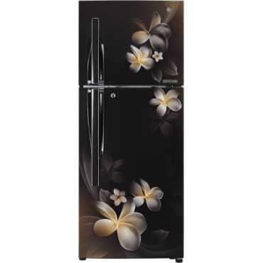 LG GL-T292RHPN 260 L 4 Star Inverter Frost Free Double Door Refrigerator (Plumeria) - Blue