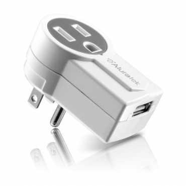 Aluratek AUCS02F USB Charging Station - White