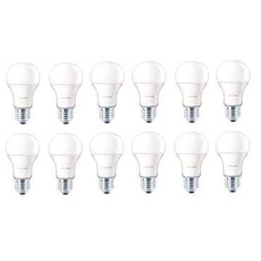 Philips 14W E27 LED Bulb (Cool Day Light, Pack of 12)