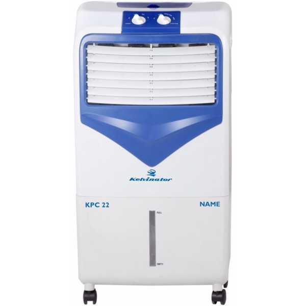 Kelvinator Delico 22L Personal Air Cooler - White