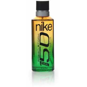 Nike N150 Green Storm EDT - 150 ml - Green