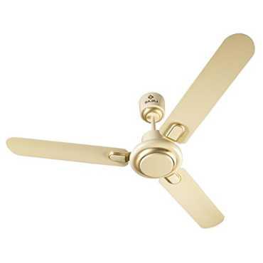 Bajaj Regal Gold 3 Blade (900mm) Ceiling Fan - Gold