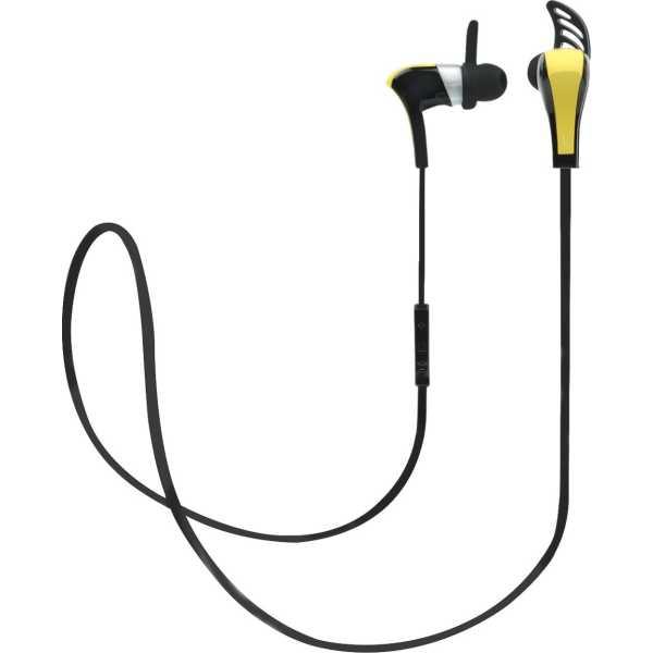 Sound One S-501 Bluetooth Headphones - Yellow