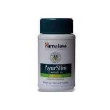 Himalaya AyurSlim (60 Capsules, Pack of 5)