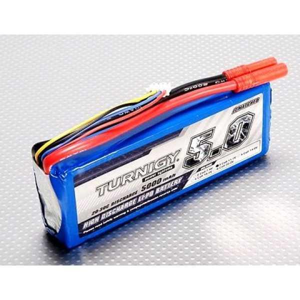Turnigy 5000mAh 3S 20C Lipo Battery Pack
