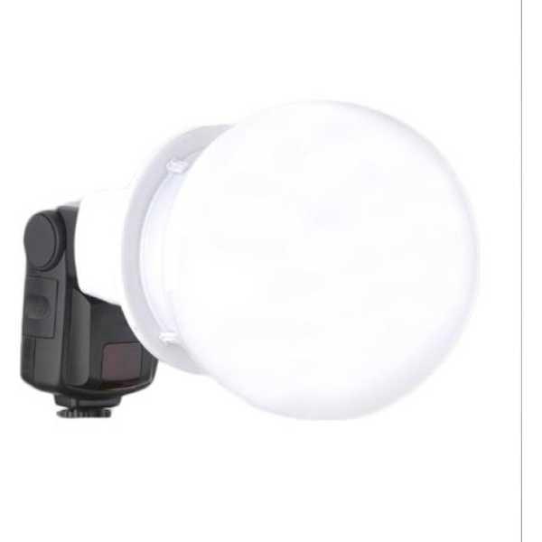 Visico FGA DB150 Ball Flash Diffuser - White