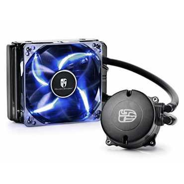 Deepcool MAELSTROM 120T Liquid cooler Processor Fan - White | Red | Blue