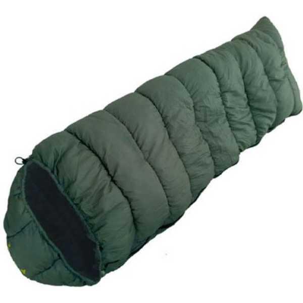 Addinyor Sleeping Bag - Black | Green