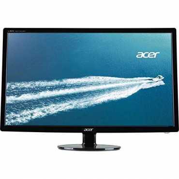 Acer S271 HLG 27 Inch Full HD Monitor - Black