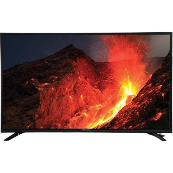 Panasonic (40F201DX) 40 Inch Full HD LED TV - Black
