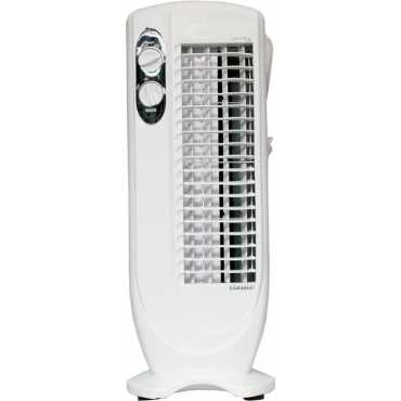 Surya Classic Tower Fan - White