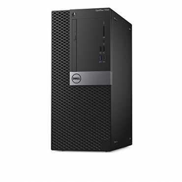 Dell Optiplex 7050 (Intel Core i7,8GB,1TB,Win 10 Pro) Desktop - Black
