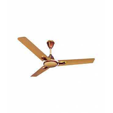 Crompton Greaves Flavia 3 Blade (1200mm) Ceiling Fan - Silver | Green | Gold