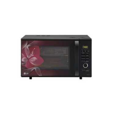 LG MJ2886BWUM 28 L Convection Microwave Oven (Floral)