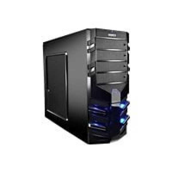 Gigabyte Sumo Alpha (GZ-SU11BA-CTB) Mid-Tower Cabinet - Black
