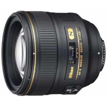 Nikon AF-S NIKKOR 85mm f/1.4G Lens - Black