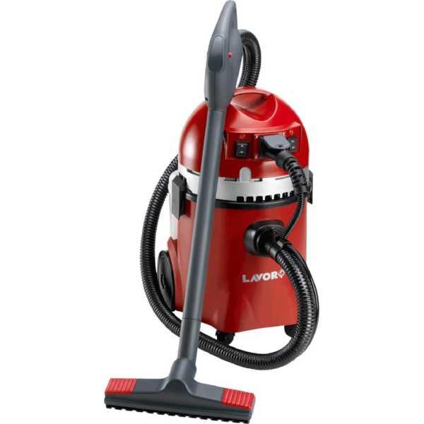Lavor Multiper 4 Steam Cleaner - Red