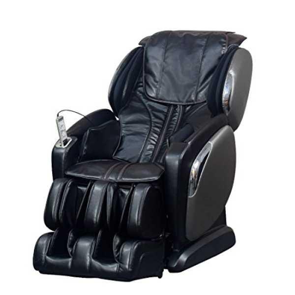 JSB MZ19 Full Body Massage Chair - Silver