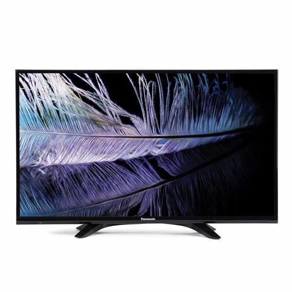 Panasonic (32FS601D) 32 Inch HD Ready Smart LED TV - Black