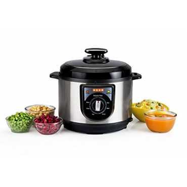 Usha EPC 3650 5L Electric Pressure Cooker - Black