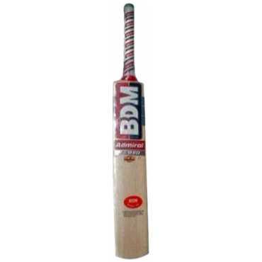 BDM Admiral Jumbo English Willow Size 5 Cricket Bat