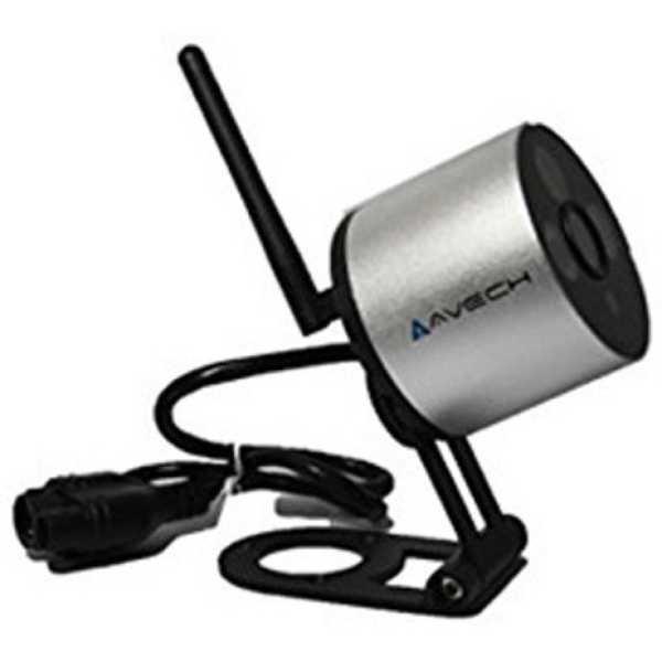 AAVECH CC-A1230 NVR Kit ( 4 Bullet Cameras) - Silver