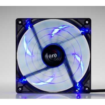 AeroCool Shark 120mm Cooling Fan - Blue   Green