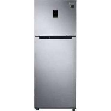 Samsung RT42M553ES8 415 L 4 Star Frost Free Double Door Refrigerator
