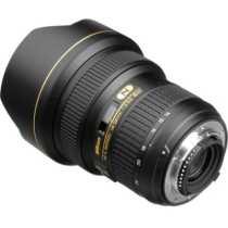 Nikon AF-S NIKKOR 14-24mm f/2.8G ED Lens - Black
