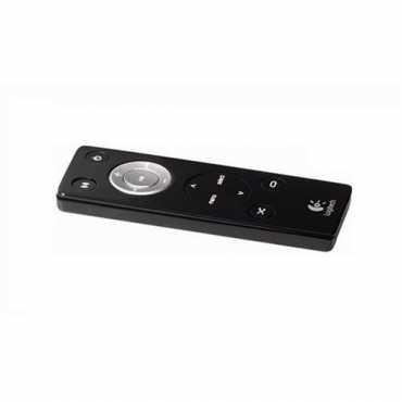 Logitech Original Remote Controller (For Logitech Pure-Fi) - Black