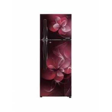 LG GL-T302RSDU 284 L 3 Star Frost Free Double Door Refrigerator