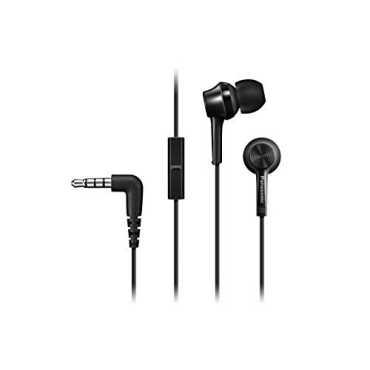 Panasonic RP-TCM115 In the Ear Headphones - Black | White | Blue