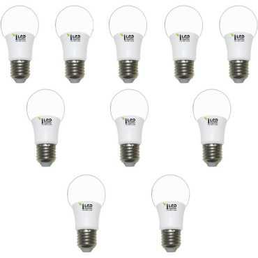 Imperial 3W-CW-E27-3640 Screw LED Bulb White Pack of 10