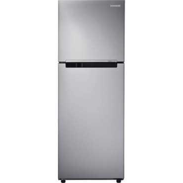 Samsung RT28M3022S8 253 Ltrs 2S Double Door Refrigerator (Elegant Inox)