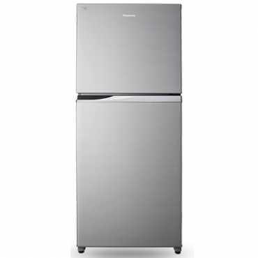 Panasonic NR-BD468VSX1 450 Litres 3 Star Frost Free Double Door Inverter Refrigerator - Silver