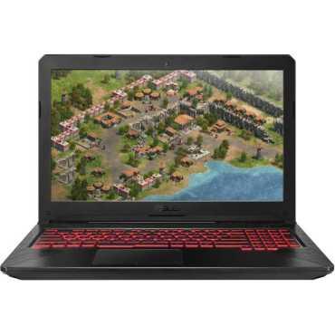 Asus FX504GD-E4363T Gaming Laptop - Black | Grey