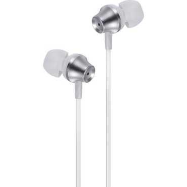 Envent Beatz 307 In Ear Headset - White | Grey