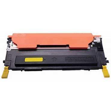 ZILLA Y409/CLT-Y409S Yellow Toner Cartridge