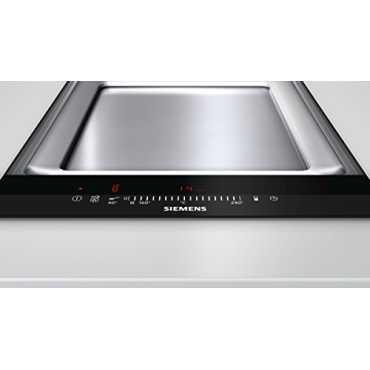 Siemens ET475FYB1E Domino Teppanyaki Cooktop - Silver | Black