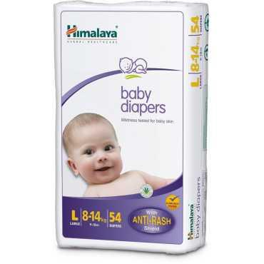 Himalaya Baby Diapers Large 54 Pieces