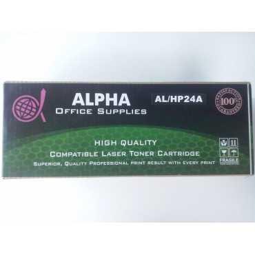 Alpha HP 24A Q2624A Black Toner Cartridge
